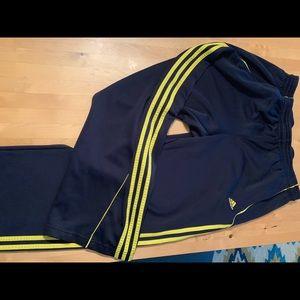 Large Adidas Sweatpants